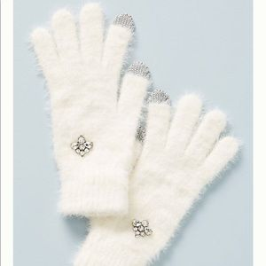 NWT Anthropologie soft gloves